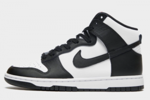 High Quality Nike Dunk High Black/White DD1869-103
