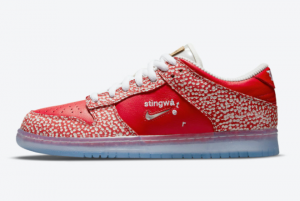 High Quality Stingwater x Nike SB Dunk Low Magic Mushroom DH7650-600 On Sale