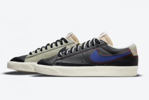 Hot Sale Nike Blazer Low Black Grey DH4370-001