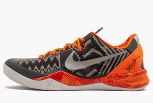 Hot Sale Nike Kobe 8 Black History Month 583112-001 Sneakers