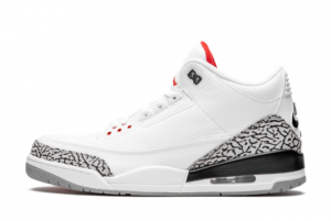 Latest Air Jordan 3 Retro White Cement For Sale Online 136064-105