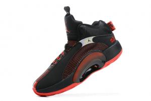 Latest Air Jordan 35 Black/Varsity Red 2021