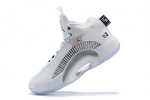 New Air Jordan 35 White/Black 2021