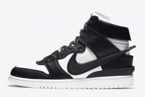 New Ambush x Nike Dunk High Black/White CU7544-001 Released
