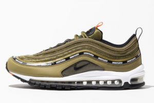 New Arrival Undefeated x Nike Air Max 97 Militia Green DC4830-300
