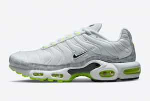 New Nike Air Max Plus Reflective Logo DB0682-002 Released