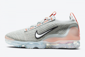 New Nike Air VaporMax 2021 Grey Pink DH4084-002 For Women