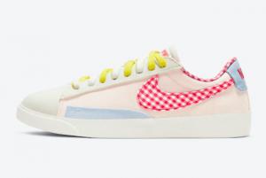 New Nike Blazer Low LX Picnic DJ5055-806 Girls Size For Sale