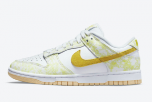 New Nike Dunk Low Yellow Strike For Sale Online DM9467-700