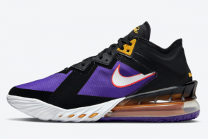 New Nike LeBron 18 Low ACG For Sale Online CV7562-003