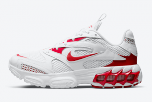 New Nike Zoom Air Fire White Red CW3876-101 Outlet Online