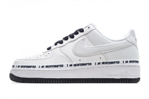 New Release Nike Air Force 1 White/Midnight Navy 352267-801 Hot Sale