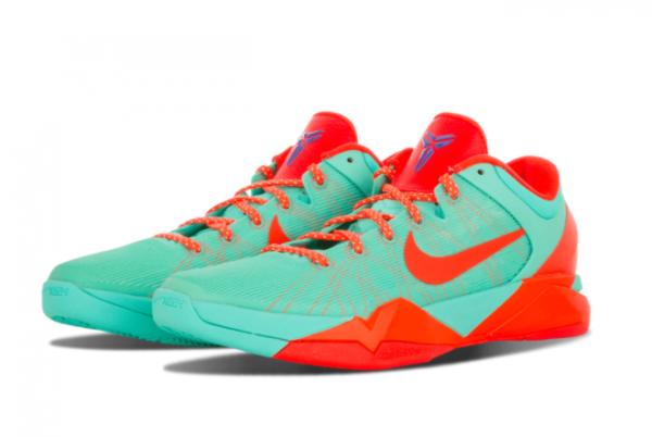 New Release Nike Kobe 7 System Barcelona 488371-301-1