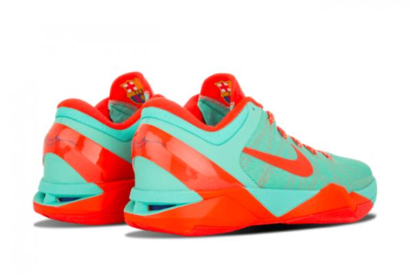 New Release Nike Kobe 7 System Barcelona 488371-301-3