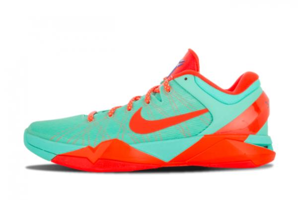New Release Nike Kobe 7 System Barcelona 488371-301