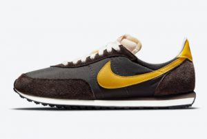 New Release Nike Waffle Trainer 2 Velvet Brown DB3004-200 For Sale