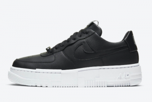 Nike Air Force 1 Pixel Black/White CK6649-001 Sneakers On Sale