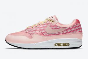 Nike Air Max 1 Powerwall Pink Lemonade For Women CJ0609-600
