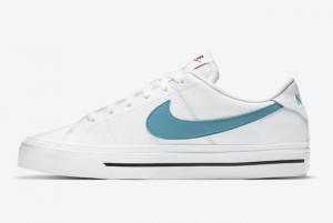 Nike Court Legacy Cerulean Cheap For Sale CU4150-104