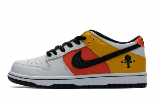 Nike Dunk SB Low Raygun Home Sneakers For Sale 304292-802