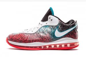 Nike LeBron 8 V2 Low Miami Nights Cheap Price DJ4436-100