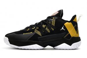 2021 Jordan Why Not Zer0.4 Black/Metallic Gold On Sale