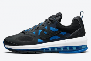 2021 New Nike Air Max Genome Royal For Sale CW1648-002