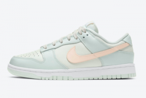 2021 New Nike Dunk Low Barely Green DD1503-104 Sneakers On Sale