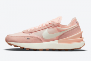 Discount Nike Wmns Waffle One Pale Coral DC2533-801