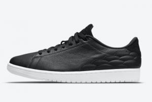 New Air Jordan 1 Centre Court Black/White 2021 For Sale DJ2756-001