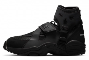New Comme des Garçons Homme Plus x Nike Air Carnivore Black DH0199-001