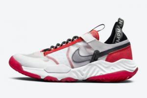 New Jordan Delta Breathe White Red Black For Sale DM0978-601