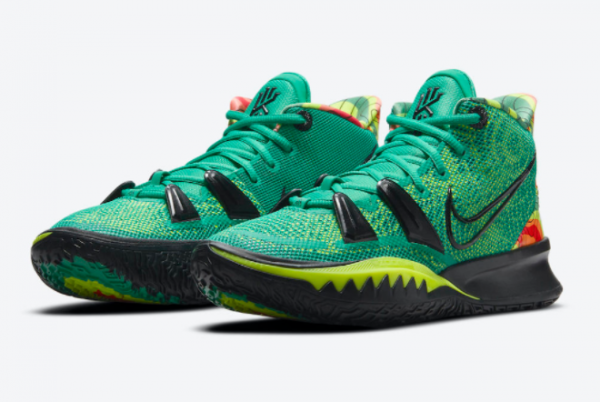 New Kevin Durant's Nike Kyrie 7 Ky-D 2021 For Sale CQ9326-300-2