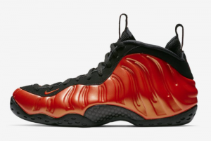 New Nike Air Foamposite One Habanero Red For Sale 314996-603