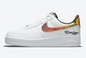 New Nike Air Force 1 Low Drew League 2021 For Sale DM7578-100