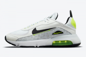 New Nike Air Max 2090 Reflective Logo DH7708-101 For Sale