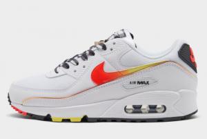 New Nike Air Max 90 Fresh DJ5530-100 Running Shoes