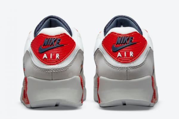 New Nike Air Max 90 USA For Sale DB0625-101-2