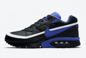 New Nike Air Max BW Black Violet DM3047-001 For Sale