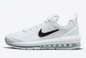 New Nike Air Max Genome White Black 2021 For Sale CW1648-100