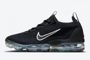 New Nike Air VaporMax 2021 Black White For Sale DC4112-002