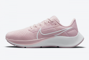 New Nike Air Zoom Pegasus 38 Barely Rose 2021 For Sale CW7358-601