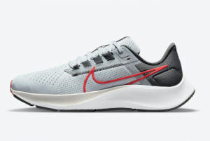New Nike Air Zoom Pegasus 38 Wolf Grey Shoes For Men CW7356-004