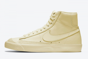 New Nike Blazer Mid '77 Vintage Coconut Milk CZ1055-116 Girls Size For Sale