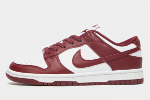 New Nike Dunk Low Team Red White Team Red-White 2021 For Sale