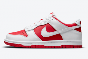 New Nike Dunk Low University Red 2021 For Sale DD1391-600