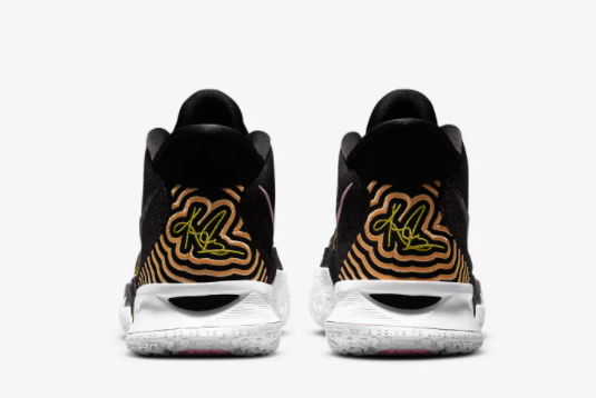New Nike Kyrie 7 EP Black/Arctic Punch CQ9327-005 For Sale-3