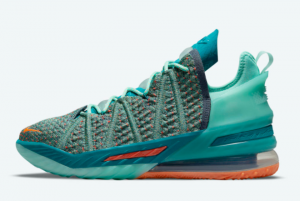 New Nike LeBron 18 We Are Family 2021 For Sale CQ9283-300