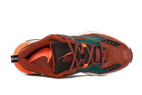 New Nike M2K Tekno Baroque Brown Rain Forest 2021 For Sale AV4789-200-2