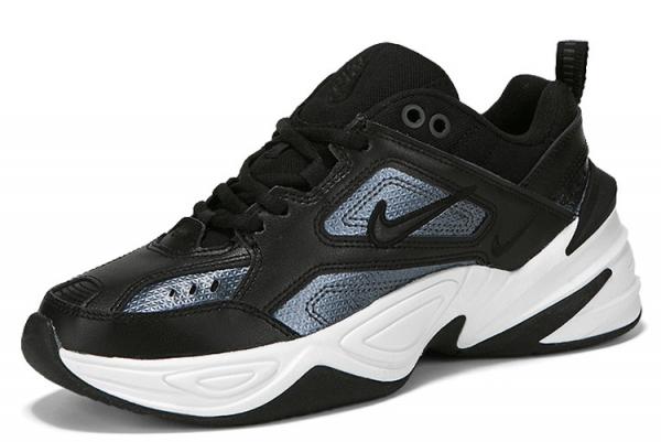 New Nike M2K Tekno ESS Black Black Mtlc Hematite 2021 For Sale CJ9583-001-2